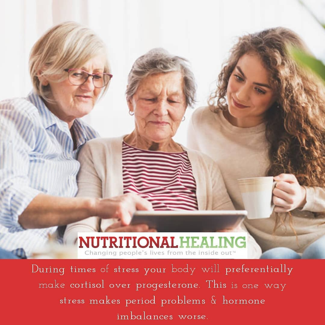 Balancing your Hormones the Natural Way with Nutritional Healing